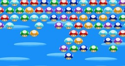 Bubble-game-with-mario-mushrooms-of-the-saga