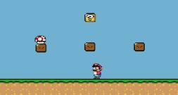 Game-collection-with-mario-mushrooms
