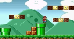 Game-harvest-gold-coin-with-mario