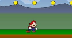 Mario-and-gold-coins