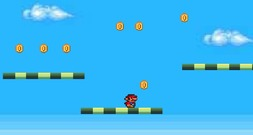 Mario-game-with-several-levels