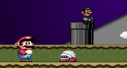 Mario-with-ghosts