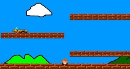 Platform-game-with-goombas