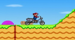 Platform-game-with-mario-motard-2
