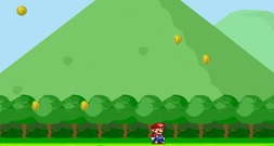 Play-collection-of-gold-coins-with-mario