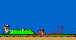 Play-with-mario-and-his-shotgun